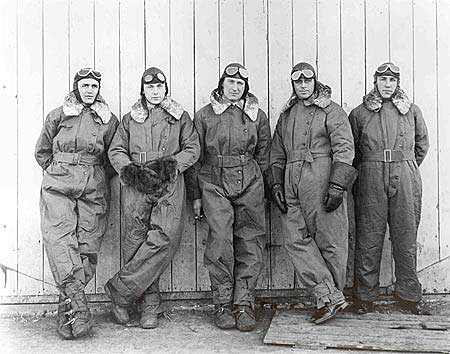 The History Of Flight Suits