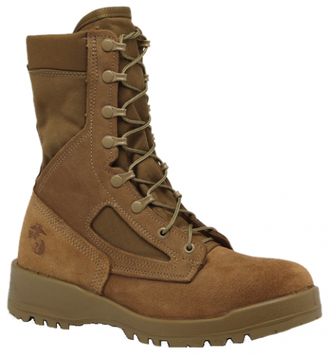 Belleville 550 ST USMC hot weather steel toe boot (EGA)