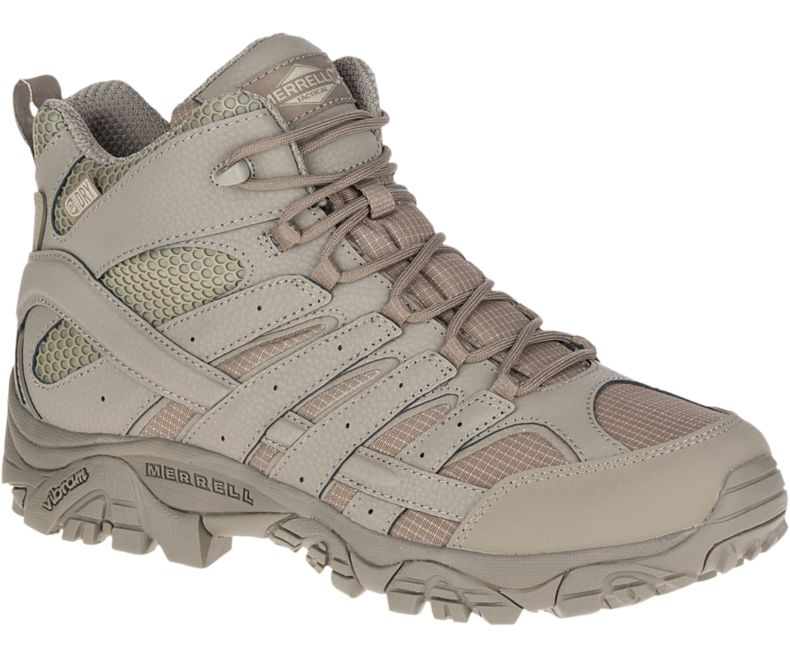 Men's Moab Mid Tactical Boot