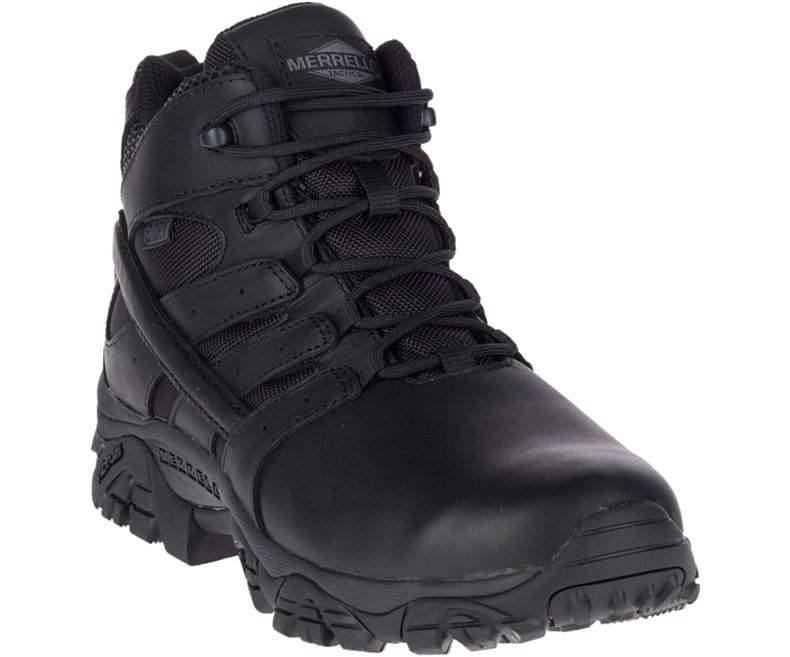 Moab 2 Mid Tactical Response Waterproof Boot - TYPE : WIDE